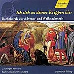 Helmuth Rilling Bach, J.s.: Ich Steh An Deiner Krippen Hier