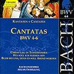 Peter Schreier Bach, J.s.: Cantatas, Bwv 4-6