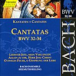 Arleen Augér Bach, J.s.: Cantatas, Bwv 32-34
