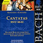 Arleen Augér Bach, J.s.: Cantatas, Bwv 80-82