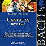 Arleen Augér Bach, J.s.: Cantatas, Bwv 38-40