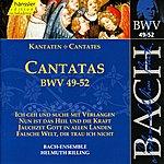 Arleen Augér Bach, J.s.: Cantatas, Bwv 49-52
