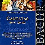 Arleen Augér Bach, J.s.: Cantatas, Bwv 100-102