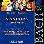 Arleen Augér Bach, J.s.: Cantatas, Bwv 68-70
