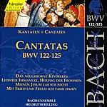 Helen Watts Bach, J.s.: Cantatas, Bwv 122-125