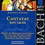 Helen Watts Bach, J.s.: Cantatas, Bwv 148-151