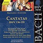 Helen Watts Bach, J.s.: Cantatas, Bwv 136-139