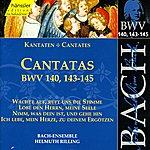 Arleen Augér Bach, J.s.: Cantatas, Bwv 140, 143-145