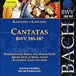 Arleen Augér Bach, J.s.: Cantatas, Bwv 185-187