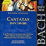 Arleen Augér Bach, J.s.: Cantatas, Bwv 198-200