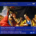 Peter Neumann Handel, G.f.: Alexander's Feast / Ode For St. Cecilia's Day