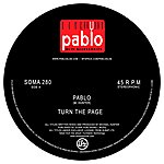 Pablo Turn The Page (2-Track Single)