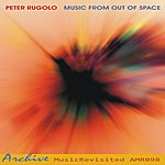 Pete Rugolo Music From Out Of Space