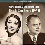 Beniamino Gigli Great Performances - Maria Callas & Beniamino Giglil Live In San Remo, 1954