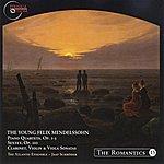 Jaap Schröder The Young Felix Mendelssohn