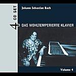 Rosalyn Tureck Das Wohltemperierte Klavier Vol. 4