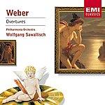 Wolfgang Sawallisch Weber: Overtures