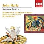 John Harle John Harle Saxophone Concertos