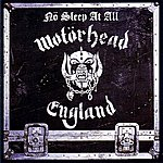 Motörhead No Sleep At All (Live) (Reissue) (Bonus Track Edition)