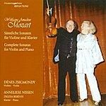 Denes Zsigmondy Mozart, W.a.: Violin Sonatas (Complete)