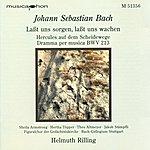 Helmuth Rilling Bach, J.s.: Lasst Uns Sorgen, Lasst Uns Wachen / Keyboard Concerto
