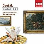 Mariss Jansons Dvorák: Symphony Nos 7 & 8
