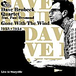 Paul Desmond Gone With The Wind - Live At Storyville