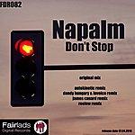 Napalm Don't Stop (5-Track Maxi-Single)