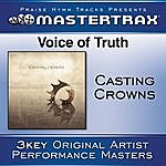 Casting Crowns Voice Of Truth (Performance Tracks)