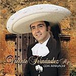 Vicente Fernández Vicente Fernandez Hijo Con Mariachi