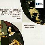 Thomas Hampson Berlioz/Wagner/Liszt/Schumann/Grieg Etc: Song Recital