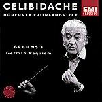 Sergiù Celibidache Brahms: Ein Deutsches Requiem/Symphony No.1