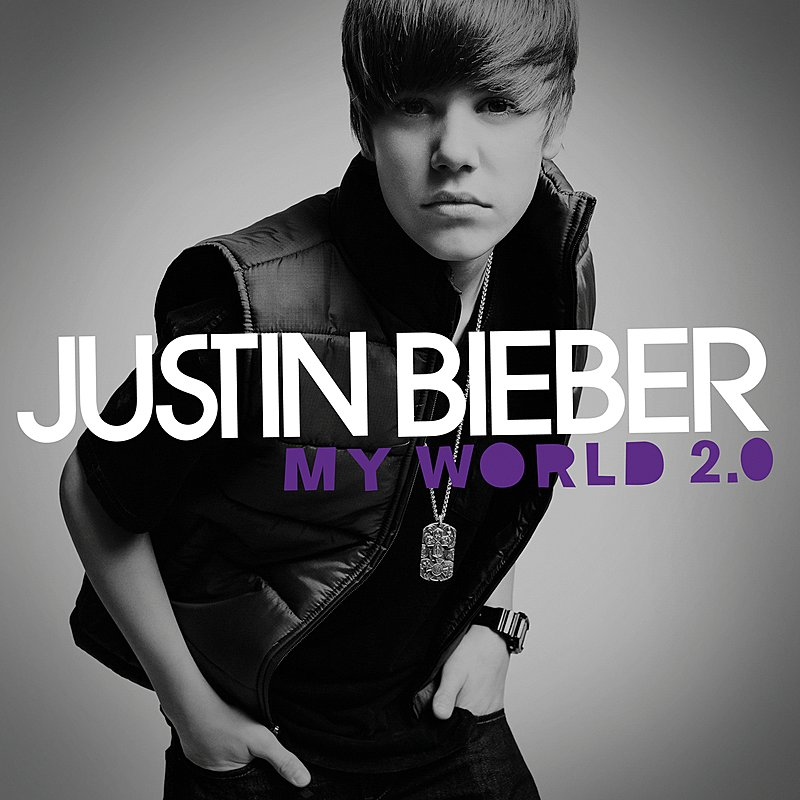 Cover Art: My World 2.0