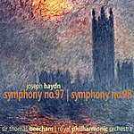 Sir Thomas Beecham Haydn: Symphonies Nos. 97 & 98