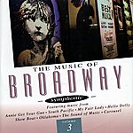 The London Pops Orchestra The Music Of Broadway, Vol. 3