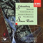Sir Simon Rattle Erwartung/Chamber Symphony No.1/Orchestral Variations
