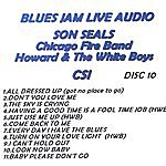 Son Seals Blues Jam Live Audio: Son Seals, Chicago Fire Band, Howard & The White Boys