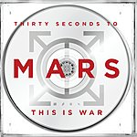 Thirty Seconds To Mars This Is War (2-Track Single)