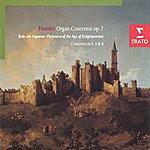 Bob Van Asperen Handel - Organ Concertos Op.7 Etc
