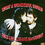 Nick Cave What A Wonderful World (3-Track Maxi-Single)