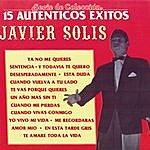 Javier Solís 15 Aut. Ext. Sus Manticas Javier Solis