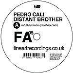 Pedro Cali Distant Brother Remixes