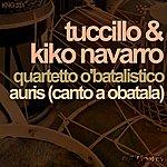 Kiko Navarro Quartetto O'batalistico / Auris (Canto A Obatala) (6-Track Maxi-Single)