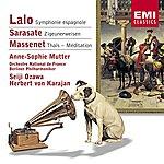 Anne-Sophie Mutter Lalo/Sarasate/Massenet