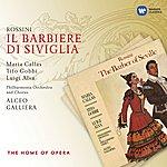 Alceo Galliera Rossini: Il Barbiere Di Siviglia