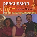 Victor Y. See Yuen Percussion For The Dance Technique Of Lester Horton, Vol. II