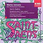 Mariss Jansons Symphony No.3/Violin Concerto No.3