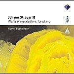 Rudolf Buchbinder Strauss, Johann II : Waltz Transcriptions For Piano (Apex)