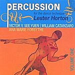 Victor Y. See Yuen Percussion For The Dance Technique Of Lester Horton Volume I