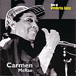 Carmen McRae Live At Umbria Jazz